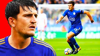 HARRY MAGUIRE - Skills & Defence | 2018 | Leicester City