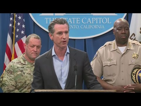 Gov. Newsom To Pull Hundreds Of National Guard Troops From Border Mp3