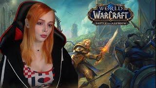 Обзор игры World of Warcraft: Battle for Azeroth БФА 8.3 #2 свежеватель душ
