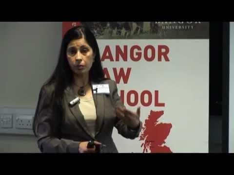 (2012) Dr Sangeeta Khorana, Lecturer in Economics - Aberystwyth University