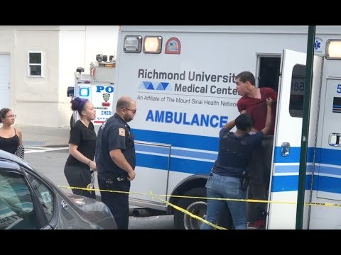 Standoff ends with 1 in custody on Staten Island