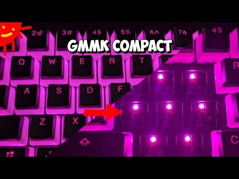 GMMK compact review With merry minty pick axe Give Away [Fortnite]