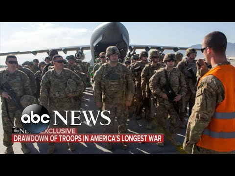 Exclusive: On the ground in Afghanistan amidst final US troop withdrawal   ABC News