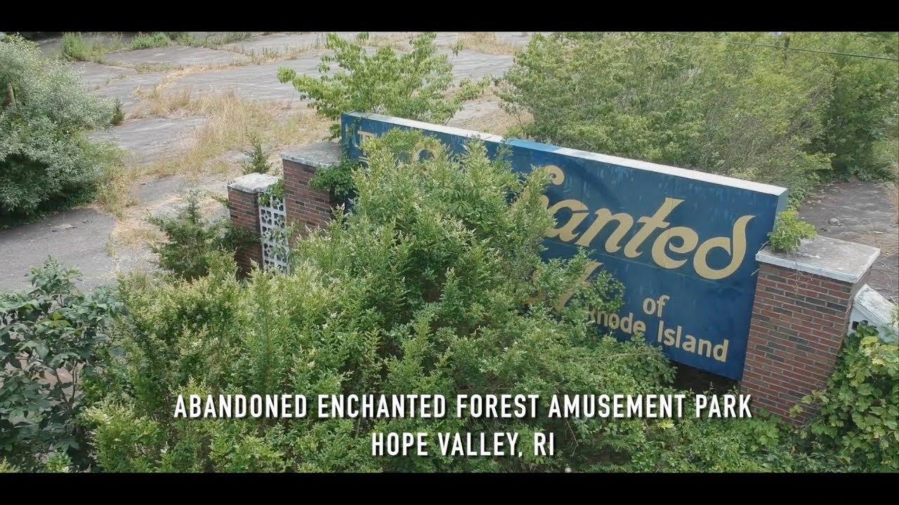 Abandoned Enchanted Forest Amusement Park