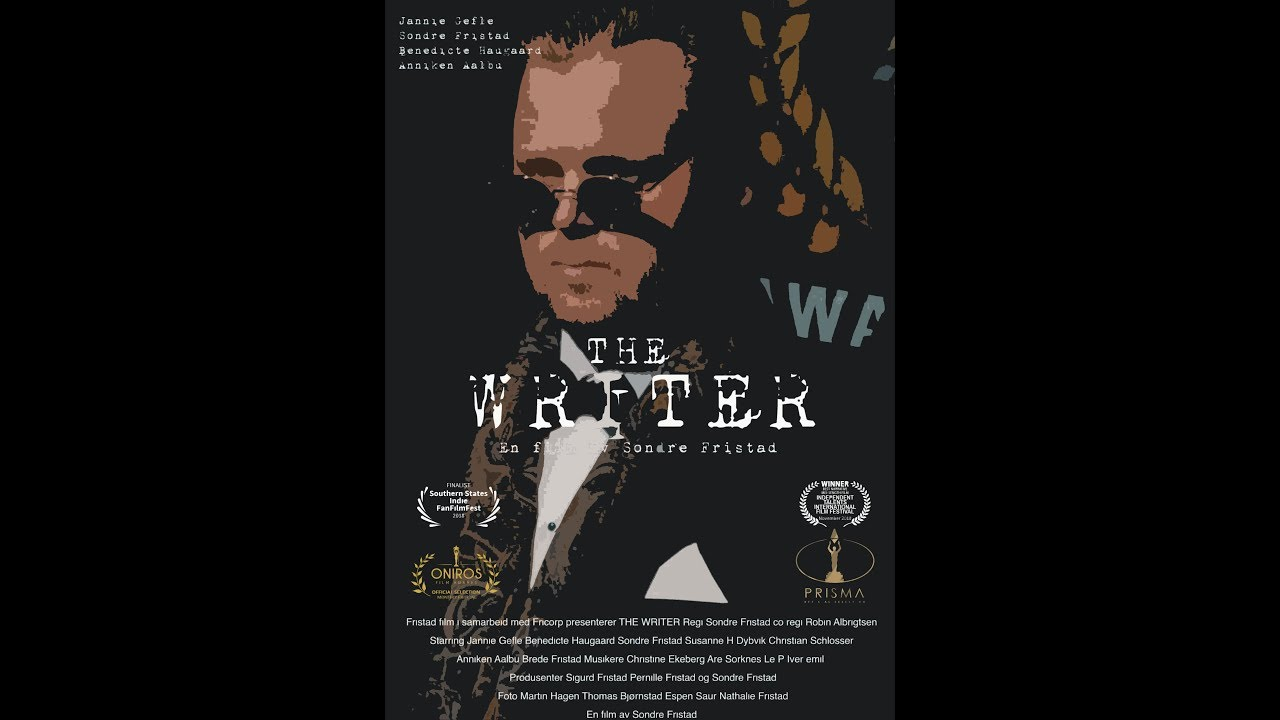 THE WRITER OFFICIAL TRAILER (2018/2019)