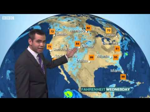 BBC Weather   North America weather forecast