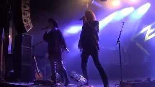 Anssi Kela & Sanni 2080-luvulla live Circus 19.11.2015