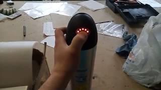Аккумулятор - БУТЫЛКА - на электро-велосипед 48в.15А