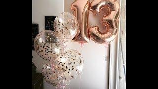 Rakam folyo balon nasıl şişirilir? Sayı uçan balon yapımı - Rakam balon indirme
