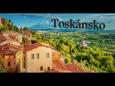 VLOG č.5 | TOSKÁNSKO Terry Dušková
