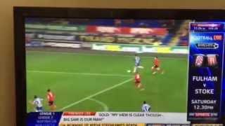 Cardiff v Brighton (0-2)