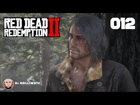 Red Dead Redemption 2 gameplay german #012 - Ölvergießen [XB1X] | Let's Play RDR 2