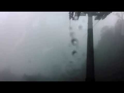Cable Car Ride Genting Highland Malaysia | Genting Skyway