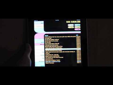 New 'LCARS' iPad Application Released – TrekMovie com