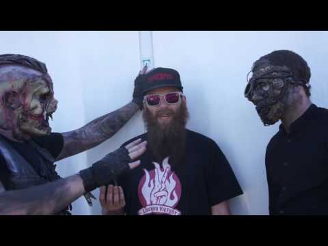 Anti Clone Interview Bloodstock 2016