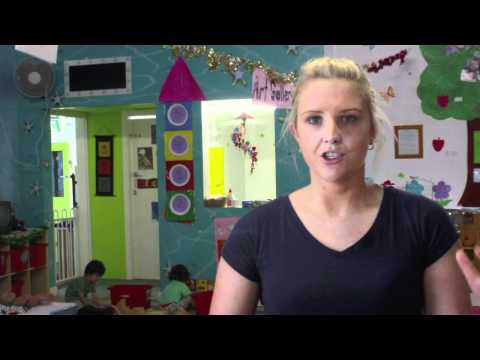 Childcare Centre Advantage - Interview with Renee, Childcare Worker.mov