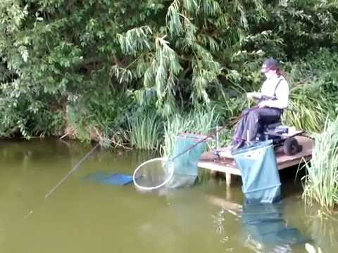 Alders Farm Fishery- Catching A Carp