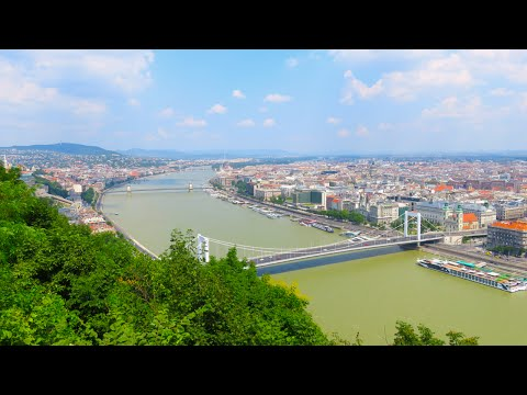 Best City Views in Budapest