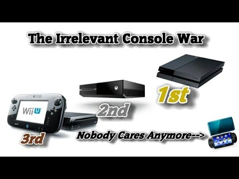 The Irrelevant Console War | 8th Generation - YouTube