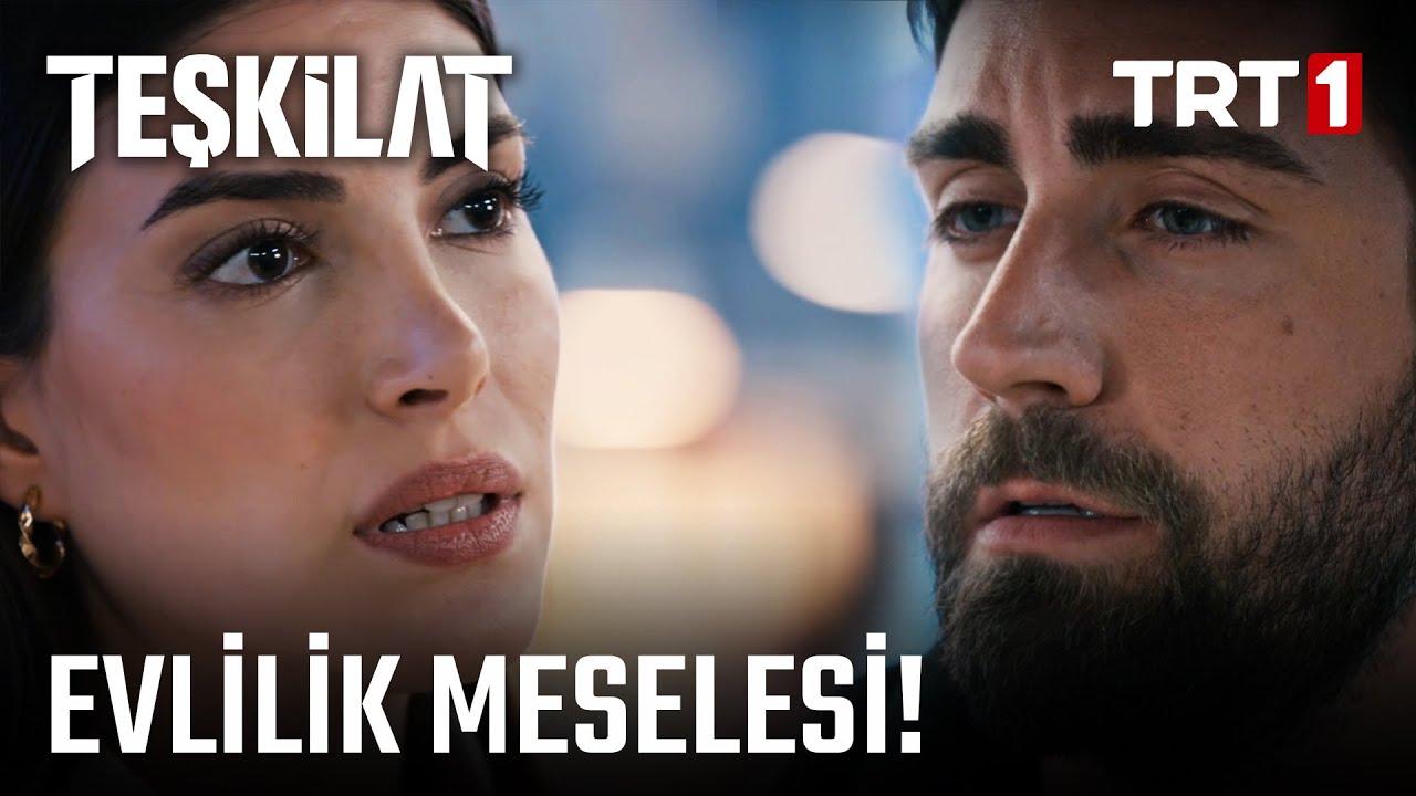 Serdar'ın Evlenecek Olması Zehra'yı Endişelendiriyor! - Teşkilat 10. Bölüm