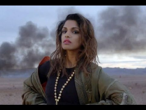 M.I.A. Bad Girls Offical Music Video Review - iBeShucks