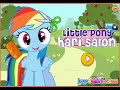 Kid Video - My Little Pony Hair Game