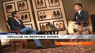 Aspire- Indulge In Bespoke Shoes