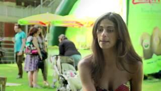 Doe de Zespri boost samen met Tatiana Silva!