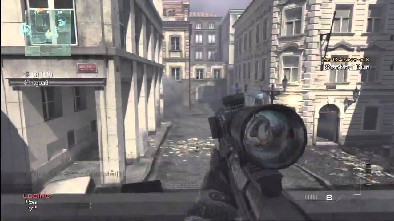Call Of Duty Modern Warfare 3 Best Infection Game Ever