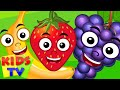 Five Little Fruits Nursery Rhyme For Kids And Children Songs Kids Tv S01 EP90