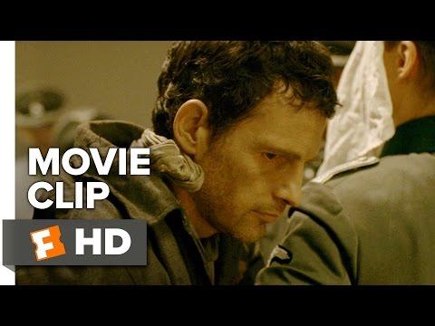Son of Saul Movie CLIP - Clean (2015) - Geza Rohrig Holocaust Drama HD