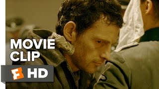 Son of Saul Movie CLIP - Clean (2015) - Geza Rohrig Holocaust Drama HD