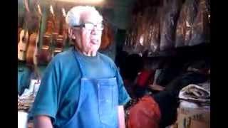 Eusebio Rincón Aguilar-9 Laudero Mexicano 60 años de experiencia