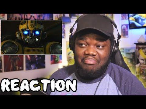 Bumblebee (2018) - Official Teaser Trailer : REACTION!!
