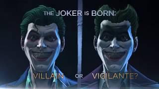 Batman  The Enemy Within   SEASON TRAILER