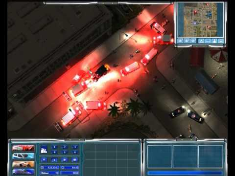 Emergency 4 Los Angeles mod
