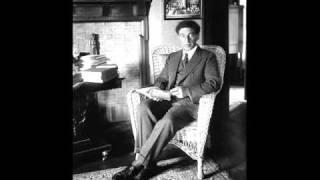 Josef Lhevinne - Czerny - Octave Etude A flat op.740 piano roll
