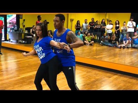 William Teixeira & Paloma Alves In Atlanta | Kent Jones - Don't Mind (SICKICK VERSION) | Zouk Dance
