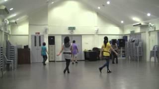 BACHATANGO ITALIANO line dance Patrizia Porcu Italy July 2012