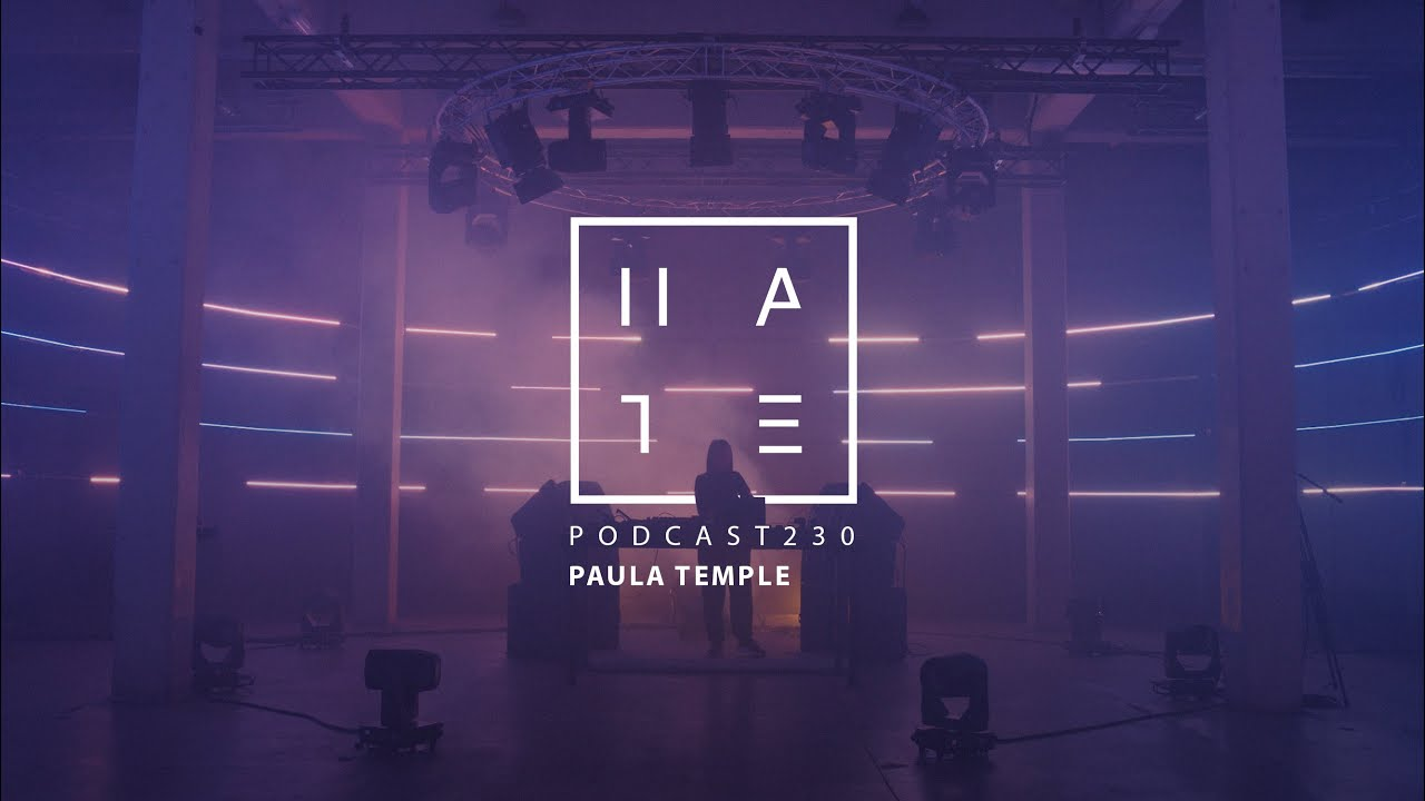 Paula Temple x Reaktor x Warehouse Elementenstraat - HATE Podcast 230 HD (720p)