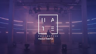 Paula Temple x Reaktor x Warehouse Elementenstraat - HATE Podcast 230