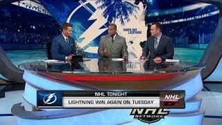 NHL Tonight:  Lightning`s success:  Breaking down the Lightning`s continued success  Jan 9,  2019