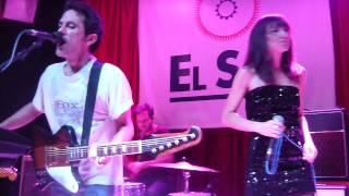 Sr Nadie y Eva Amaral - Me duele la cabeza (Sala El Sol 15/11/13)