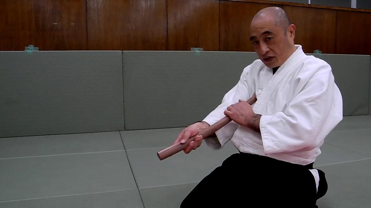 AIKIDO 合気道を道具(魔法の道具)を使って見える化してみた(受けのレベル)