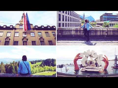 2 COUNTRIES IN 1 DAY! (LIECHTENSTEIN & AUSTRIA) | ANGEL V.