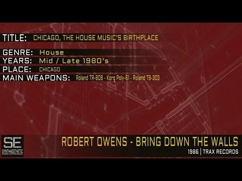 Robert Owens - Bring Down The Walls (Trax Records | 1986)