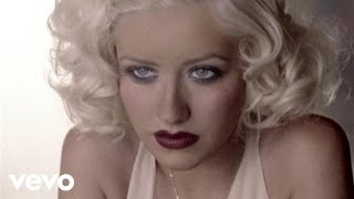 Watch Christina Aguilera Hurt video