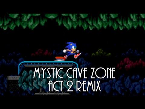 Mystic Cave Zone Act 2 Remix - Sonic The Hedgehog 2
