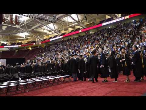 University of Minnesota 2017 Graduation Ceremony