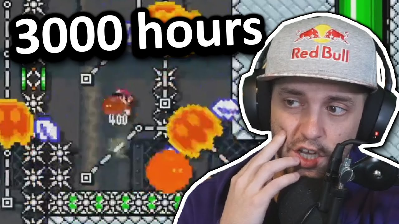The HARDEST Mario Maker Level in the World (Not Clickbait)